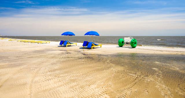 Las 4 mejores playas de Gulfport