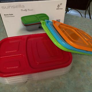 Sunsella Bento Style Lunch Box Review #sunsellabuddybox #review