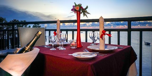 Candle Light Dinner -  Hotel BW Suite Belitung (ex Aston)
