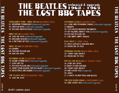 The Beatles (The Lost BBC Tapes 1962-63)