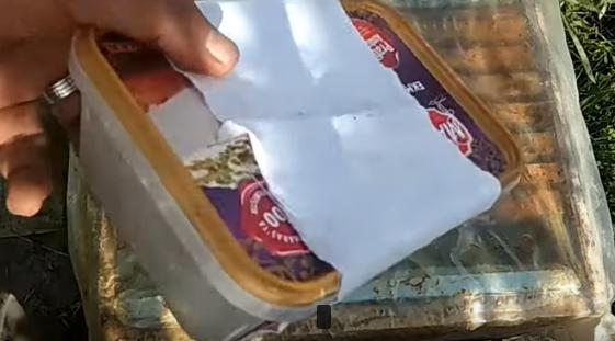 Πανέξυπνη μέθοδος τροφοδοσίας μελισσιών με φιτίλι video