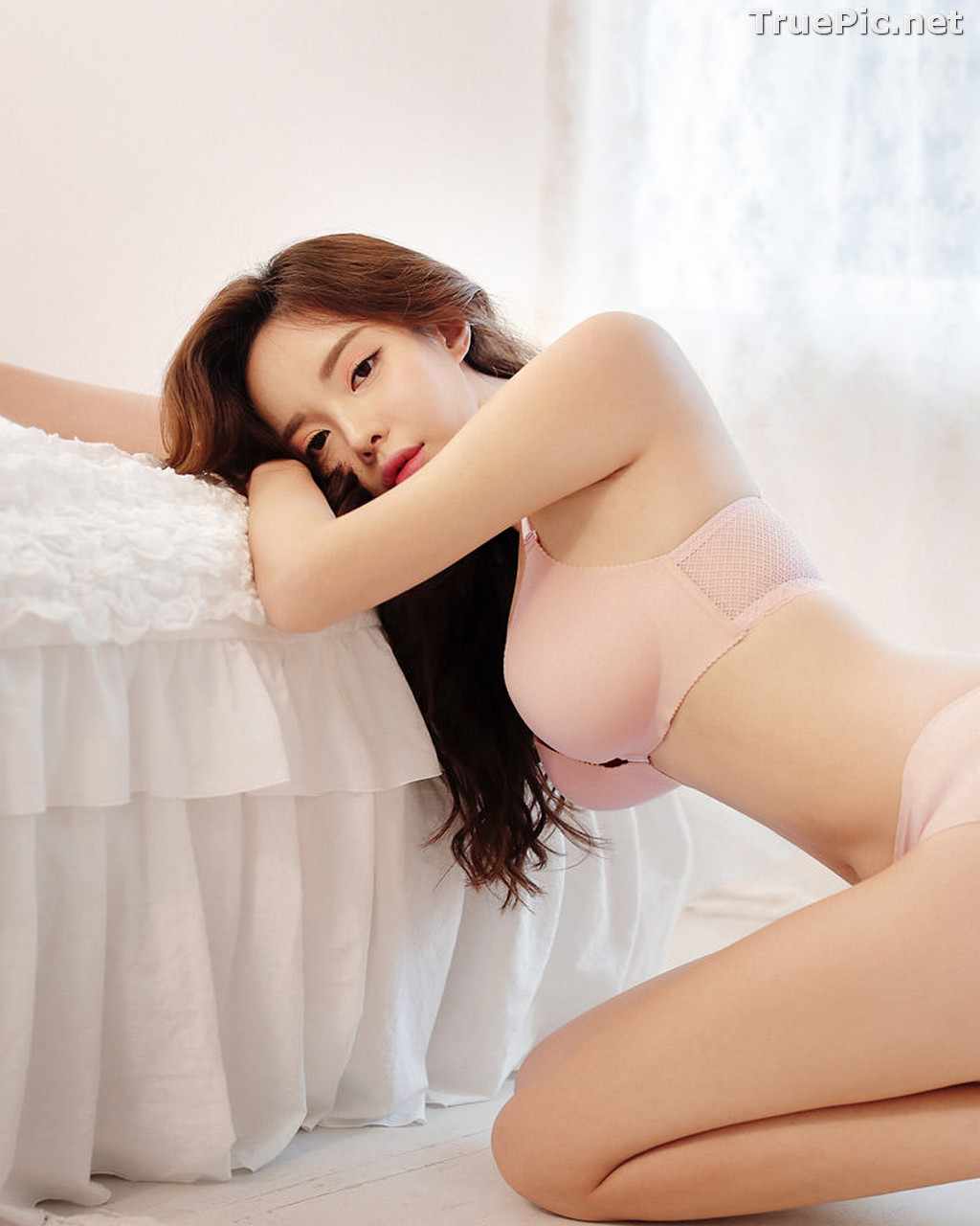Image Korean Fashion Model – Jin Hee – Sexy Lingerie Collection #3 - TruePic.net - Picture-2