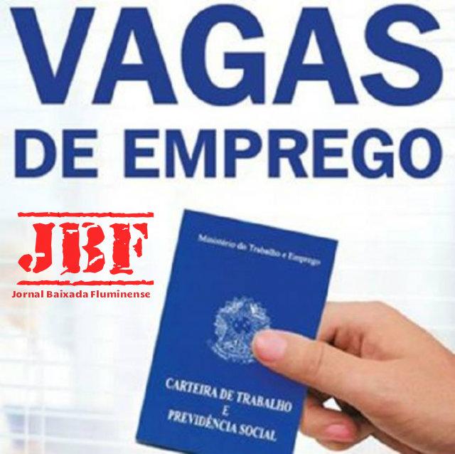 Resultado de imagem para Oportunidade: vagas de emprego para moradores da Baixada