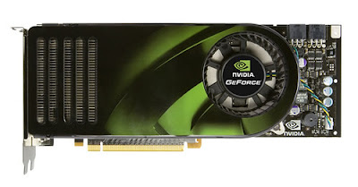 Nvidia GeForce 8800 GTXフルドライバーのダウンロード