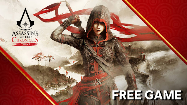 assassin's creed chronicles china free pc game platform adventure shao jun uplay store ubisoft climax studios