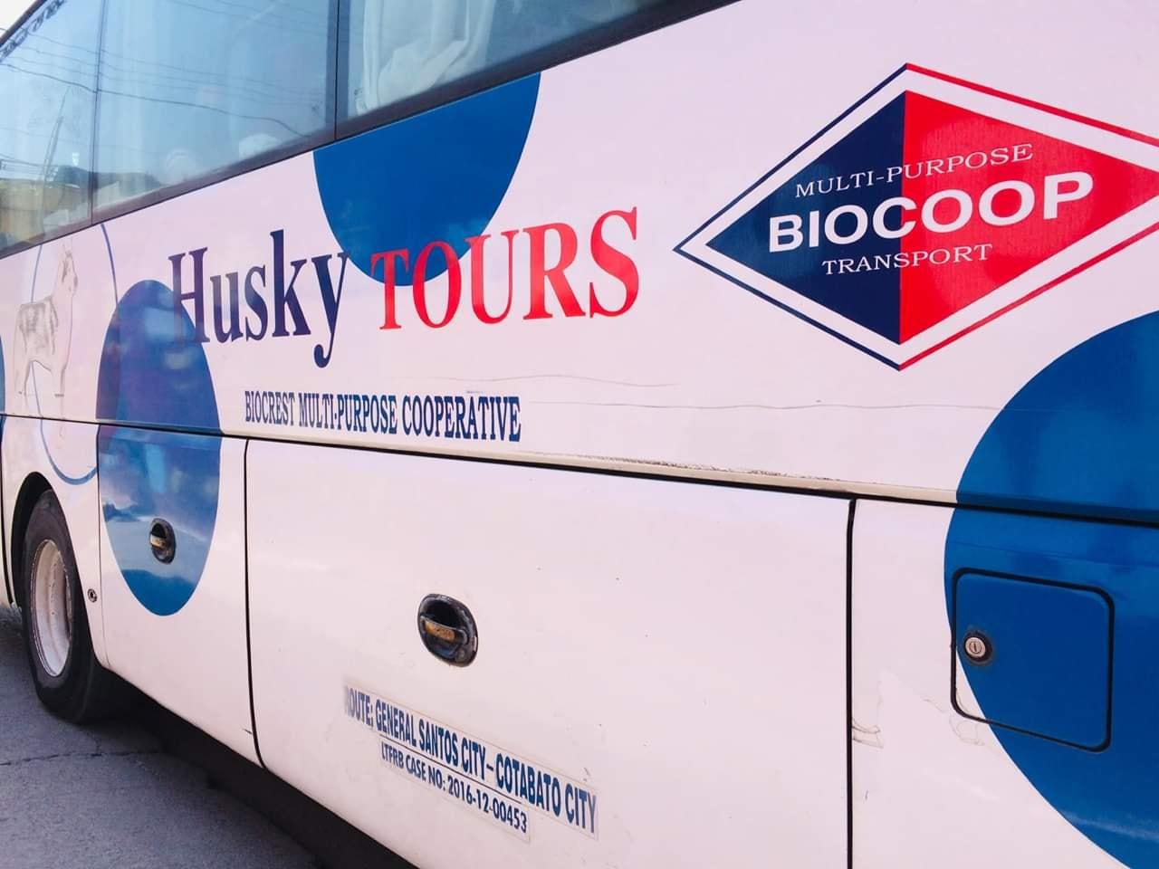 Husky buses to resume Gensan- Cotabato City operations starting May 1