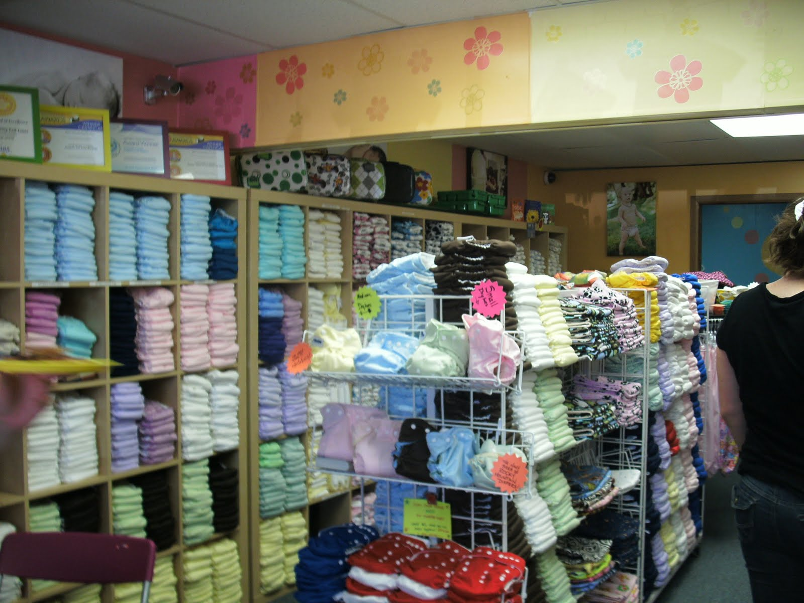 Cloth diaper store canada
