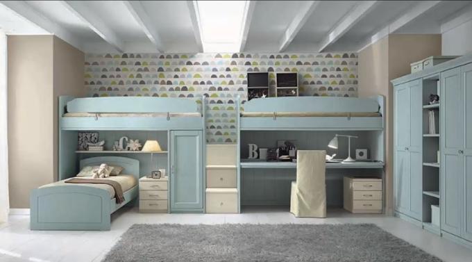 خطوات بسيطة تجعل ديكور غرف الأطفال أكثر جمالا