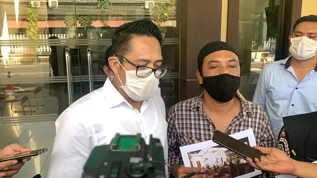 Polisikan Khofifah terkait Pesta Ulang Tahun, Aktivis 98 Surabaya: Memalukan Rakyat Jatim!