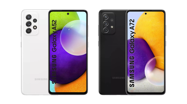 يحصل كل من Galaxy A52 و Galaxy A72 على تحديثات رئيسية تعمل على تحسين جودة الكاميرا