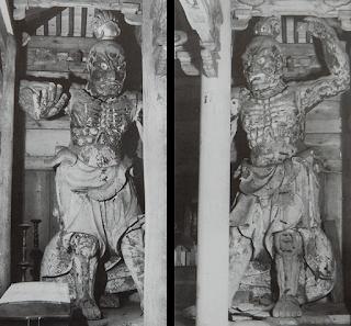 寿福寺仁王像
