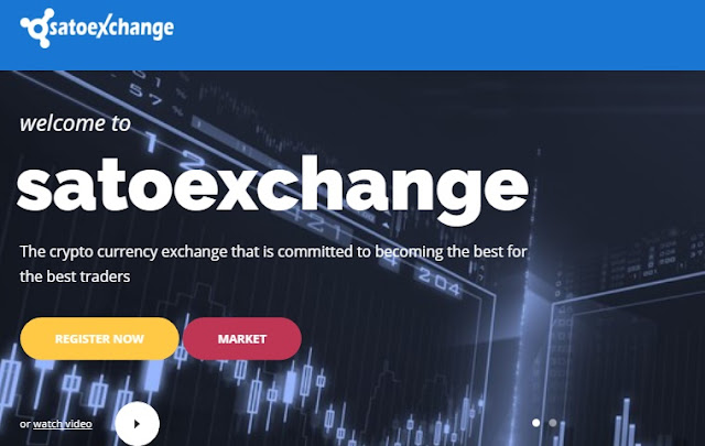 Sato Exchange airdrop
