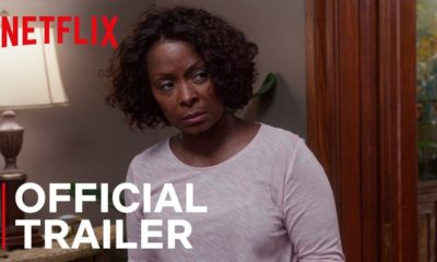"""Watch: Tyler Perry has a new Netflix Thriller """"A Fall From Grace"""" Coming"""
