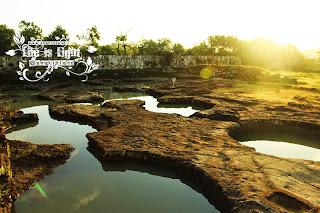 kolam ratu boko
