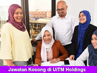 Jawatan Kosong di UiTM Holdings