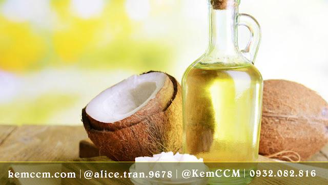 dầu dừa - kemccm