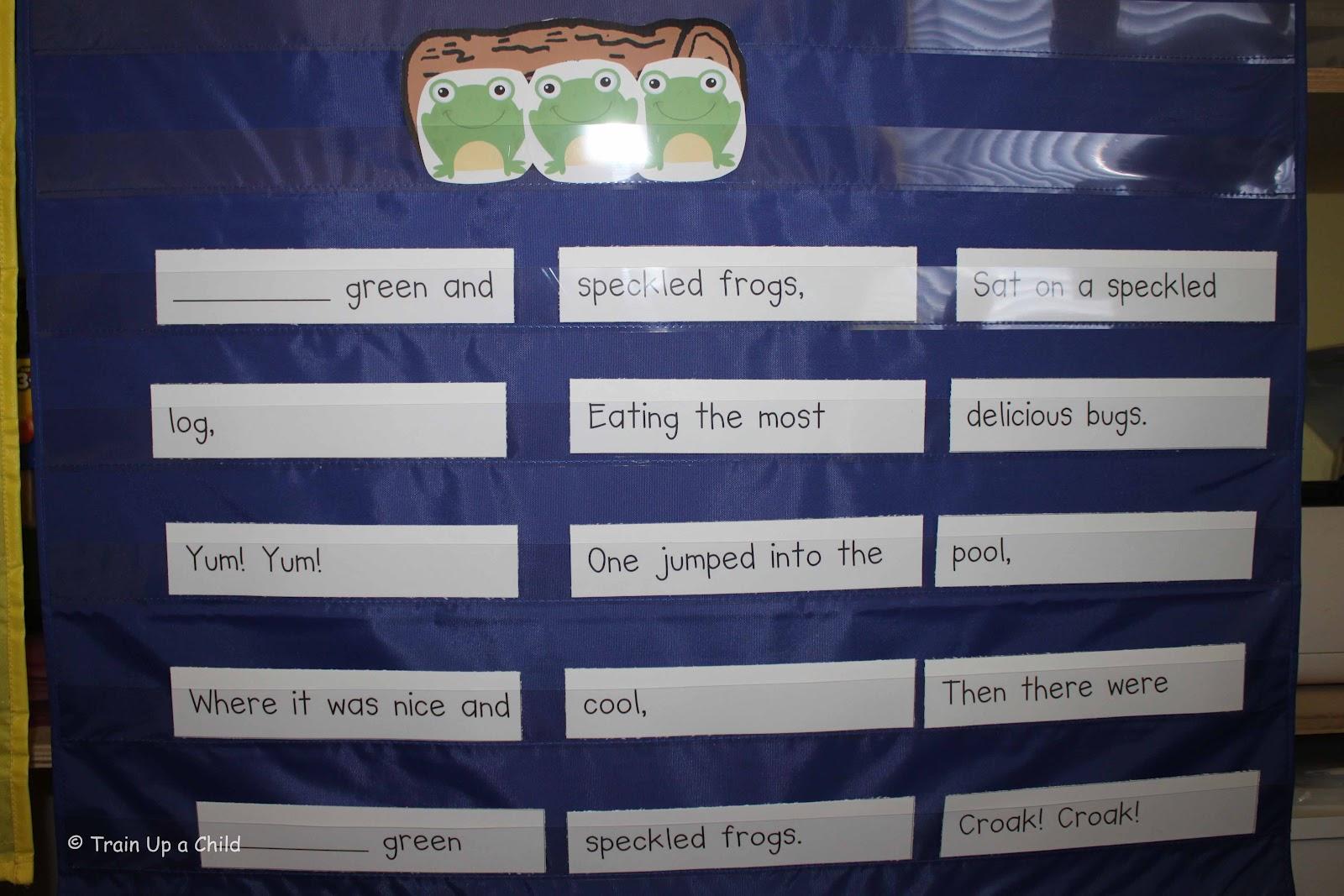 Frog Books And Activities For Preschool And Kindergarten