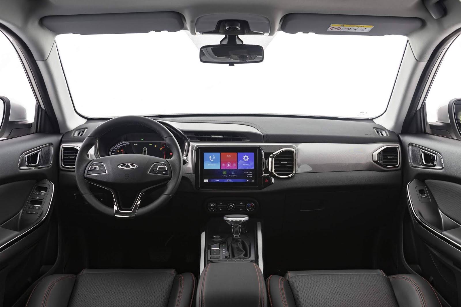 Caoa Chery supera a Ford em vendas no Brasil em maio de 2021