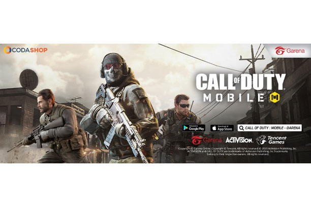 Link Top Up Codashop Call of Duty