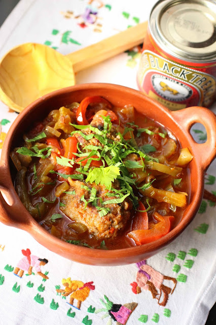 recette boulettes mode creole