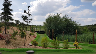 Adventure Golf at Clarkes Golf Centre in Rainford, St Helens