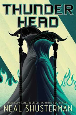 Thunderhead, (Arc of a Scythe #2), Neal Shusterman, InToriLex