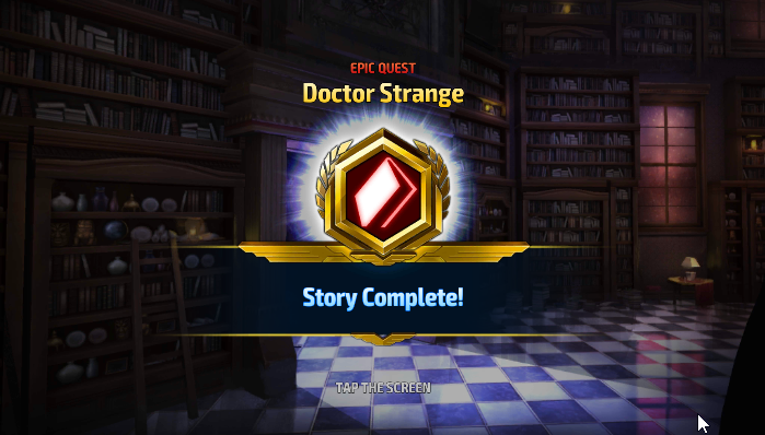 doctor strange epic quest guide the non technical technical support rh tntts com Words That Start with Quest Words That Start with Quest