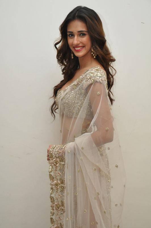 Image result for Disha Patani sari hd