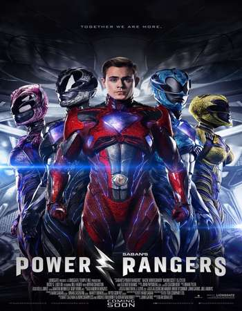 Power Rangers 2017 Full English Movie BRRip Download