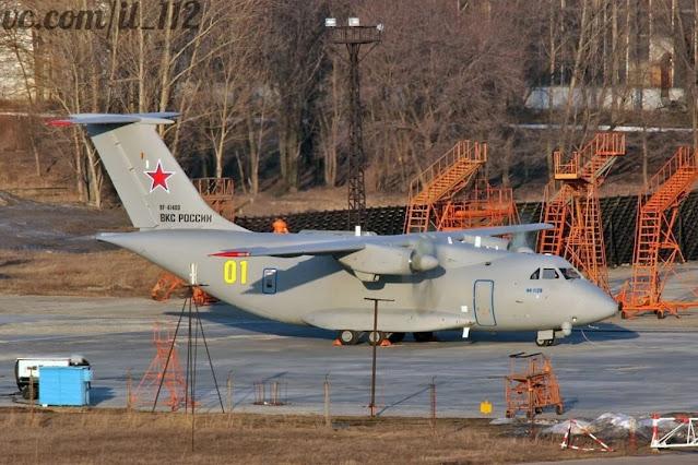 Il-112V của Nga