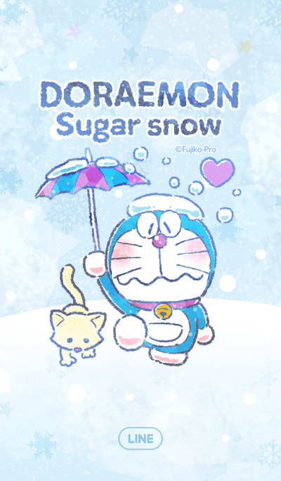 Doraemon (Sugar Snow)