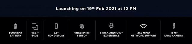 سعر ومواصفات Moto E7 Power يظهر رسميًا
