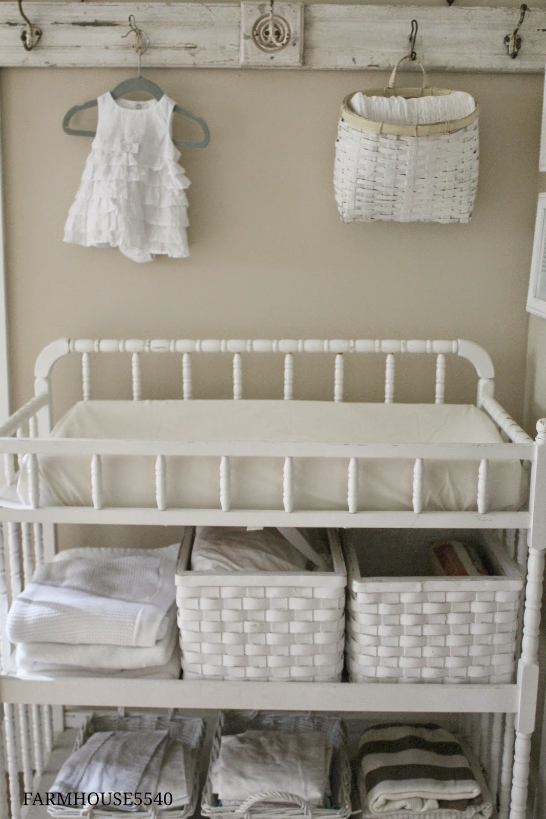 Farmhouse 5540 Baby S Room Part Two