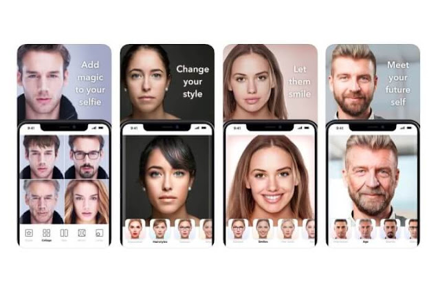 تحميل تطبيق تكبير العمر للاندرويد مجانا | Face app 2020