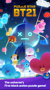 PUZZLE STAR BT21 Apk - Free Download Android Game