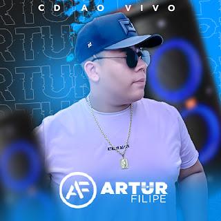 Artur Filipe - Me Deixa Que Eu Vou - Promocional - 2011