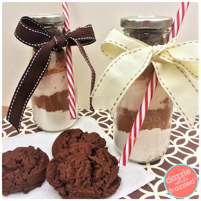 cookie mix jar gift
