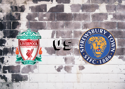 Liverpool vs Shrewsbury Town  Resumen y Partido Completo