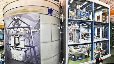Un detector per detectar matèria fosca