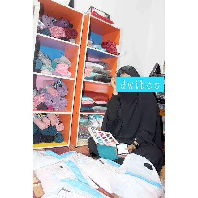 clotingline hijab dwibcc
