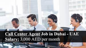 Call Center Agent Job In Dubai | Freshers can also apply