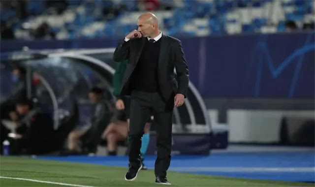 Zidane: We played a great game against Liverpool