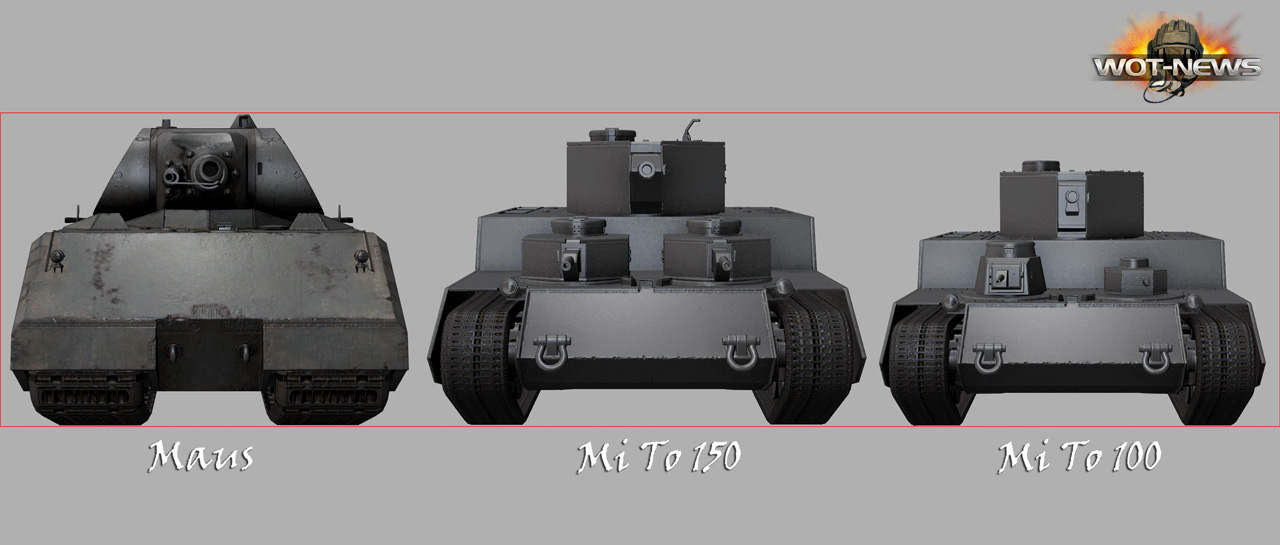 Tanque maus world of tanks