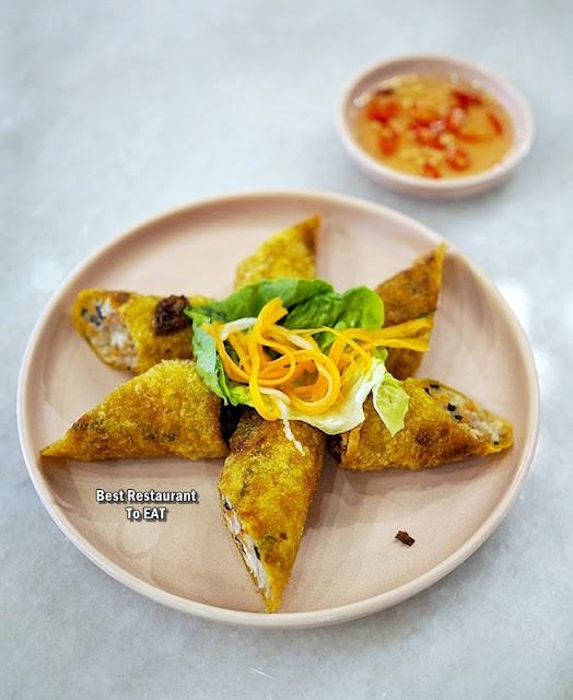 Nguyens Retail Park Vietnamese Restaurant Menu - Nguyens Summer Rolls