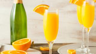 mimosa cocktail festa della donna