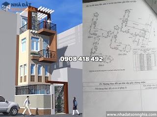 Bán nhà Gò Vấp hẻm 125 đường số 9 phường 9 - 12x14m đúc lững 2 lầu giá 4,6 tỷ TL (MS 077)