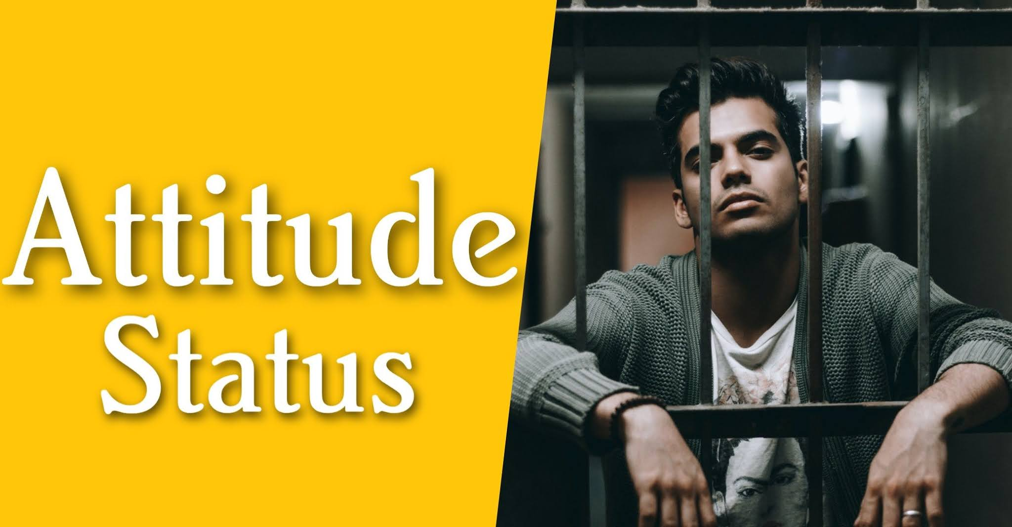 Attitude Status in Hindi for Boys and Girls NewsFox.in