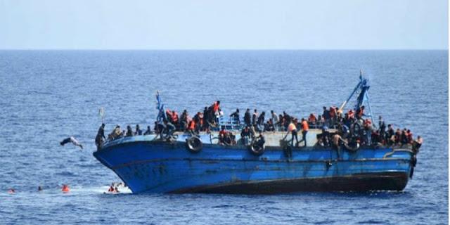 20 Migran Tewas Setelah Dilempar Ke Laut Dalam Perjalanan Ke Yaman