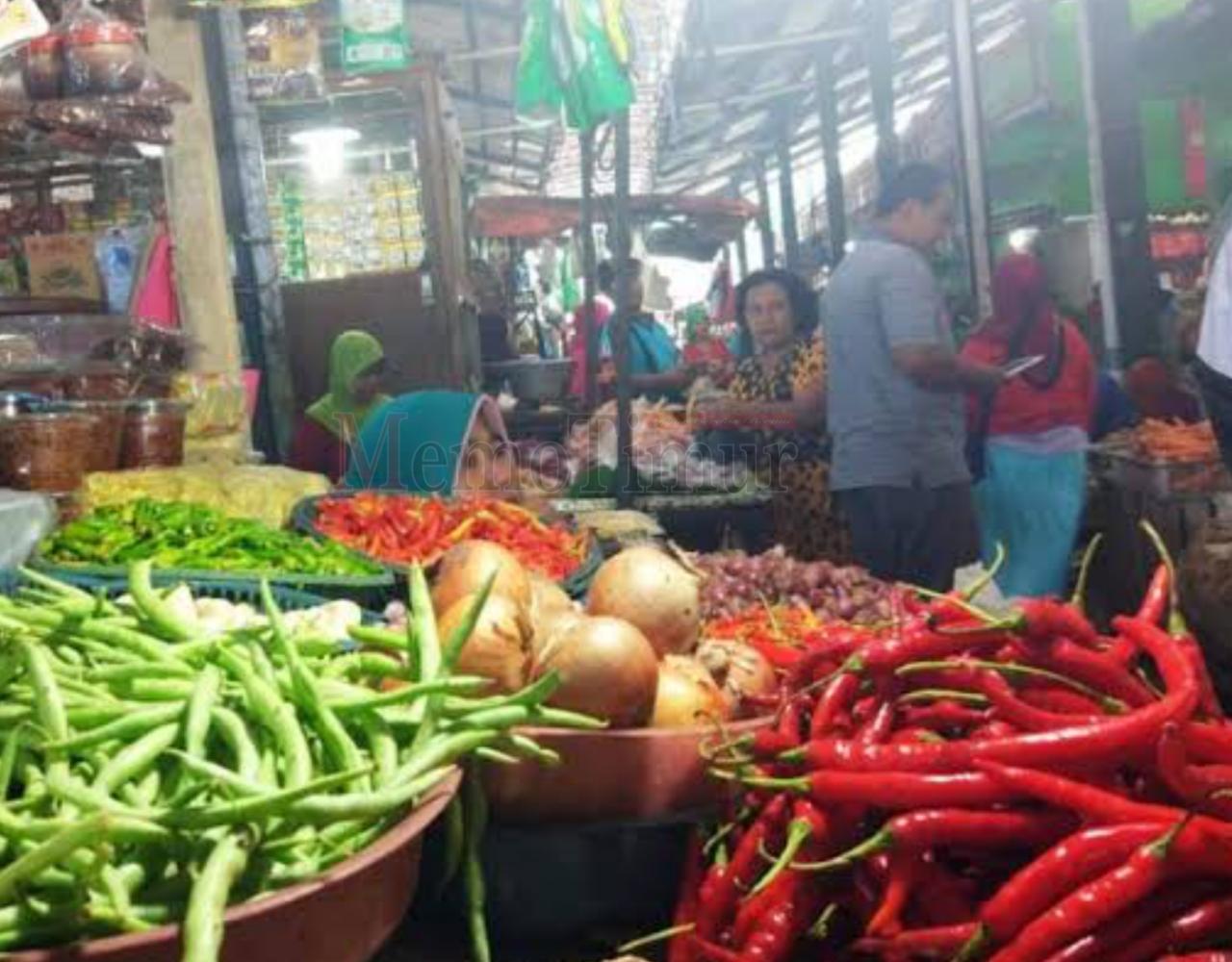 Awal Ramadan, Harga Kebutuhan Pokok di Pasar Relatif Stabil