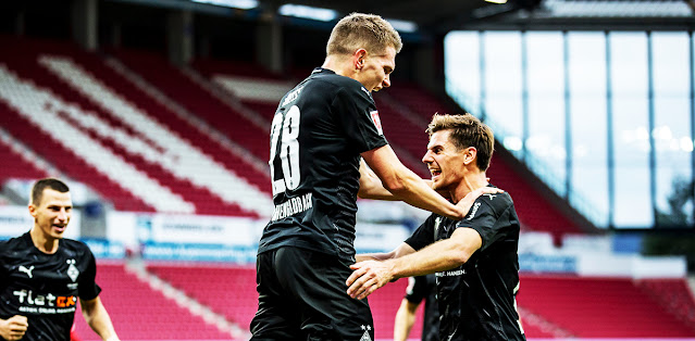 Mainz 05 vs Borussia M'gladbach – Highlights